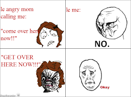 Angry Mom Meme - ragegenerator rage comic le angry mom