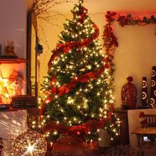 christmas tree garland christmas decor ideas