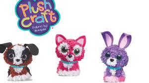 plushcraft 3d animal kit bunny youtube