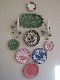 best 25 wall plate holder ideas on dining plates