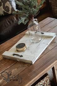 diy tray diy 8 wood tray shanty 2 chic