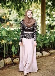 model baju kebaya muslim model baju kebaya batik muslim 2017 gambar busana muslim 2017