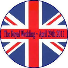royal wedding union jack edible cake cupcake topper ebay