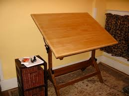 Drafting Table Straight Edge by Old Drafting Table Homesfeed
