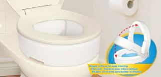 siège toilette surélevé toilette médic mobile