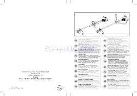 manual de instrucciones para desbrozadora mcculloch 953900305