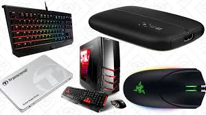 amazon cyberpowerpc black friday amazon built a black friday gold box just for pc gamers