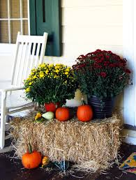 fall decorations for outside for creative living fall decorating ideas outside outdoor