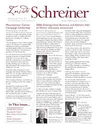 inside schreiner winter 2006 by schreiner university issuu