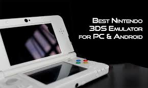 3ds emulator android apk best nintendo 3ds emulator for pc android