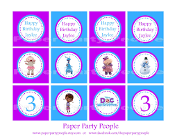 doc mcstuffins cupcake toppers doc mcstuffins printable labels coloring pages