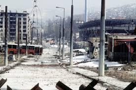 siege de sarajevo file sarajevo 19 3 1996 war jpg wikimedia commons