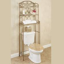 Over The Toilet Etagere Abbianna Bathroom Space Saver