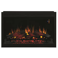Built In Fireplace Gas by Classic Flame 36 In Traditional Built In Electric Fireplace