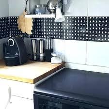 frise cuisine autocollante frise pour cuisine adhesif pour cuisine agrandir du carrelage