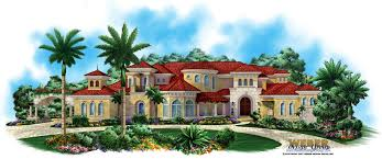 mediterranean mansion floor plans mediterranean house plan story tuscan style home floor luxury plans