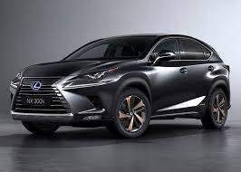 2018 lexus nx early facelift for smallest lexus suv
