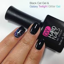 amazon com best uv soak off gel shellac nail polish black