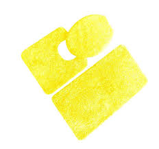 Yellow Bathroom Rug Bright Yellow Bath Rugs Yellow And Grey Bathroom Yellow Bathroom