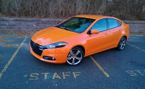 orange dodge dart 2013 most watched of the week december 15 22 2013