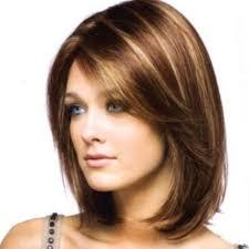 modele de coupe de cheveux mi tendances coiffurecoiffure femme mi avec frange les plus