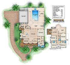 coastal house floor plans beach house plan key west style beach home floor plan coastal