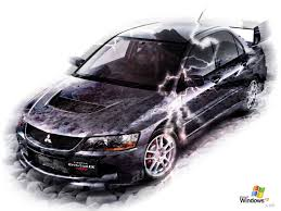 mitsubishi evo rally wallpaper mitsubishi lancer evolution wallpaper free wallpapers of the