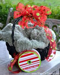 Send Halloween Gift Baskets Holiday Pampering Gift Basket Idea Mom On Timeout