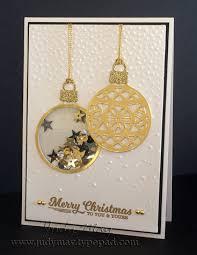 stin up delicate ornament thinlit stin up