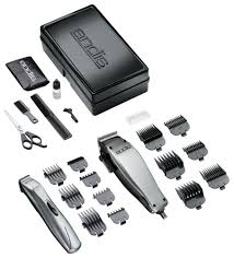 andis 23 piece hair cutting kit silver 20140 best buy