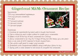recipe for ornaments all pics gallery