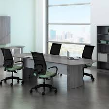 D Shaped Conference Table Mayline Medina 10 W X 48 D Conference Table Free Shipping Today