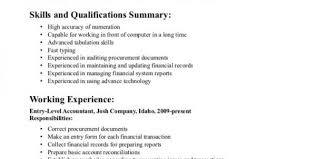 Accounting Resume Examples by Accounting Intern Resume Samples Resume Sample For Accounting