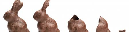 chocolate bunny ears what the way you eat your chocolate easter bunny says about you