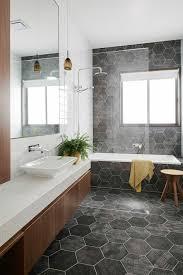 Gray Tile Bathroom Ideas by The 25 Best Grey Bathroom Tiles Ideas On Pinterest Grey Large