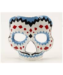 day of the dead mask costume mask