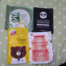Yogurt Untuk Masker Wajah masker wajah korea take all kesehatan kecantikan kulit sabun
