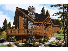 A Frame Plans Huelett Rustic A Frame Home Plan 089d 0017 House Plans And More