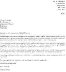 resignation letters example part time job resignation example 35