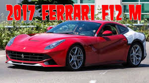 Ferrari F12 Interior - 2017 ferrari f12 m interior and exterior youtube