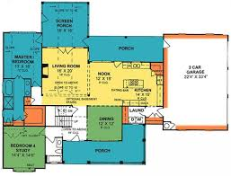 four bedroom house floor plans 3 bedroom house plans unique ranch house plans beautiful 3