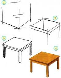 Drawing Of A Bed Drawing Classes And Lessons For Kids Draw Our House Sofa Bed