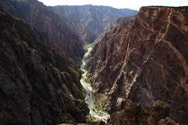 bezienswaardigheden black canyon of the gunnison