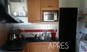 cuisine avant apr鑚 ma cuisine avant après petit budget miss ambre