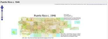 Maps Puerto Rico by Railroads Of Puerto Rico Ferrocarriles De Puerto Rico