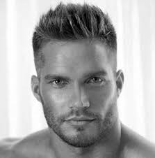 hairstyle ideas for men 40 spiky hairstyles for men bold and classic haircut ideas