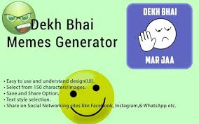 Clean All The Things Meme Generator - dekh bhai jo baka memes quick memes generator android apps on
