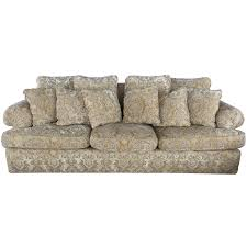 viyet designer furniture seating custom chenille damask sofa