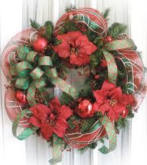 outdoor christmas wreath home design