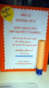 best 25 nerf birthday party ideas on pinterest nerf party 9th